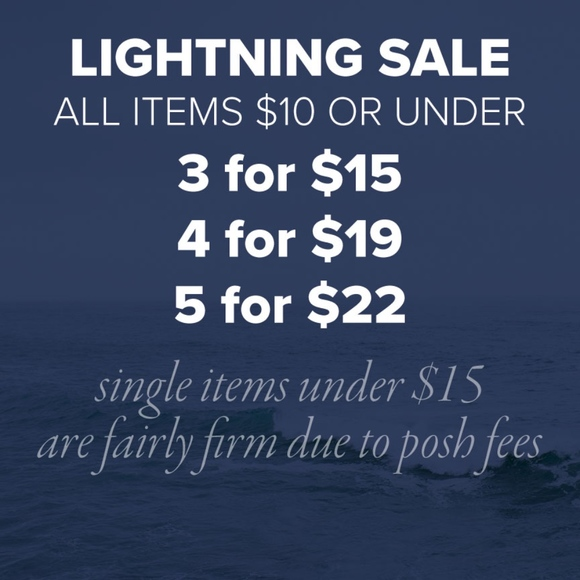Other - ⚡️LOOK FOR ⚡️ FOR THIS SALE!